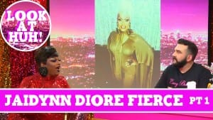 Jaidynn Diore Fierce: Look at Huh SUPERSIZED Pt 1 on Hey Qween! with Jonny McGovern Photo