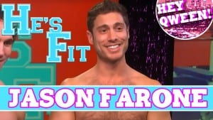 Comedian Jason Farone on HE'S FIT!: Shirtless Fitness with Greg McKeon Photo