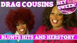 Drag Cousins: BLUNT HITS & HERSTORY with Jasmine Masters & Lady Red Couture Episode 1 Photo