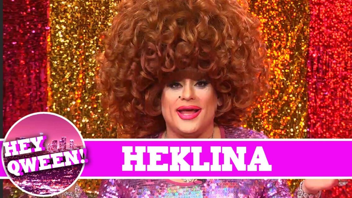 Heklina on Hey Qween with Jonny McGovern!!!