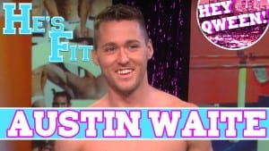 He's Fit!: Shirtless Fitness & Muscle Exploitation With Gogo Dancer Austin Waite Photo