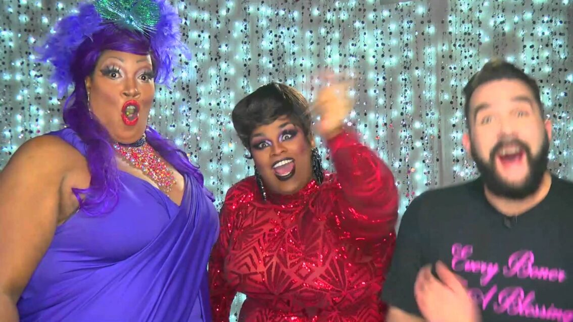 Jaidynn Diore Fierce on Hey Qween with Jonny McGovern! Promo!