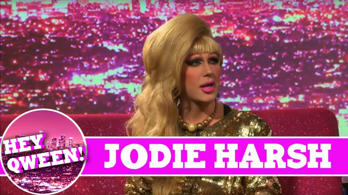Jonny McGovern's Hey Qween! with Jodie Harsh
