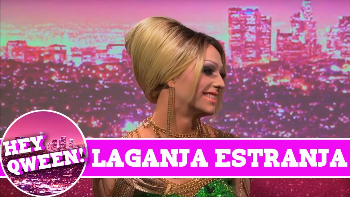 Jonny McGovern's Hey Qween! with Laganja Estranga