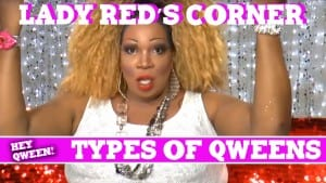 Lady Red's Corner: Types Of Qweens Photo
