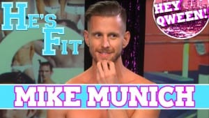Mike Munich on He's Fit: Shirtless Fitness with Greg Mckeon Photo