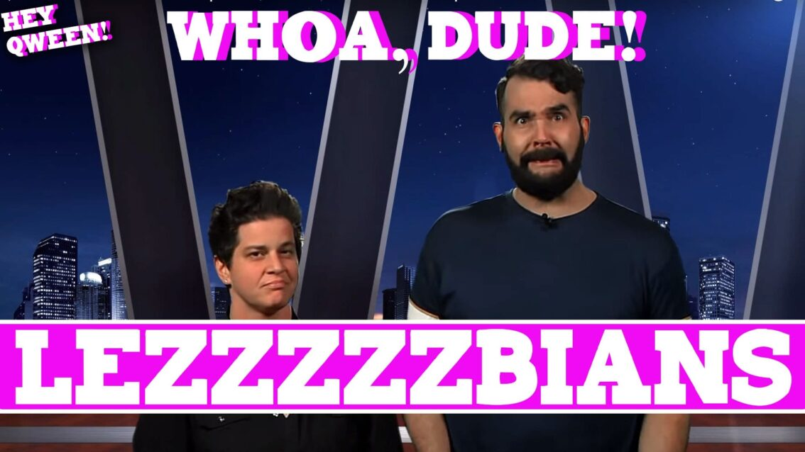 Whoa, Dude! Lezzzzzbians! with Special Guest Host Julie Goldman Episode 113