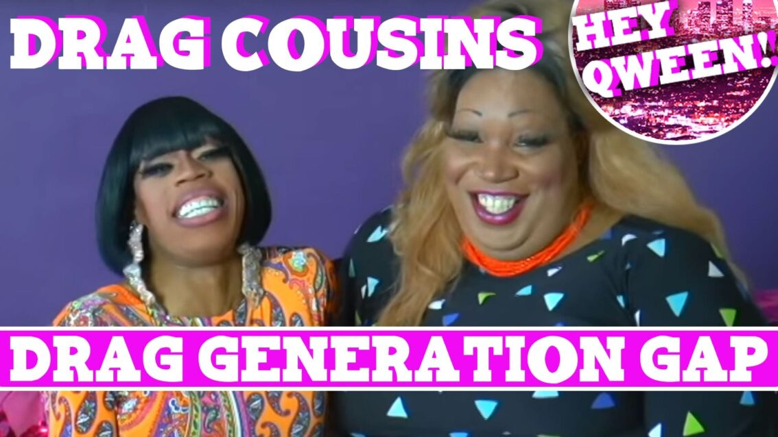 Drag Cousins: DRAG GENERATION GAP with Jasmine Masters And Lady Red Couture: Episode 3