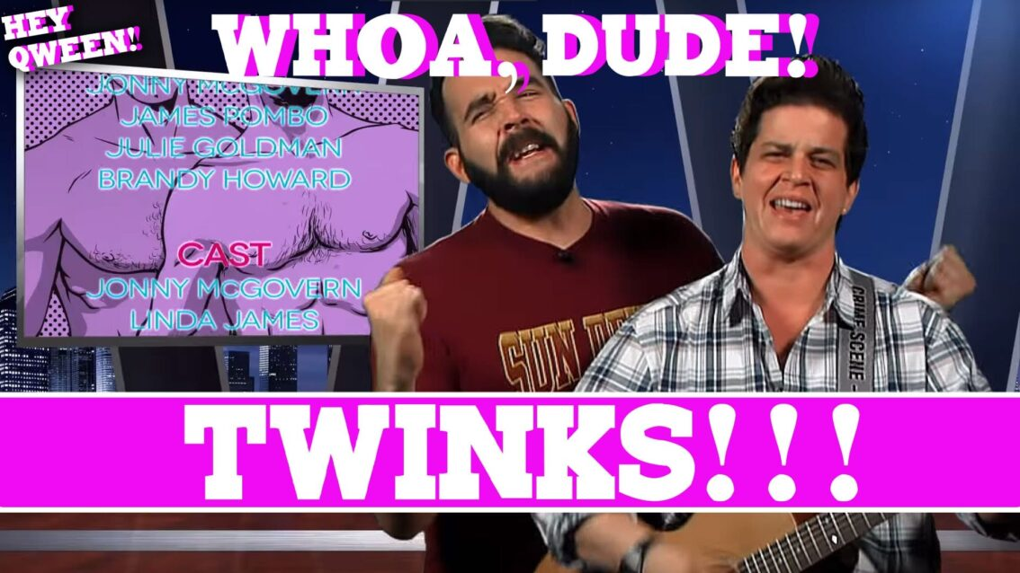 Whoa, Dude! Twinks, Episode 109