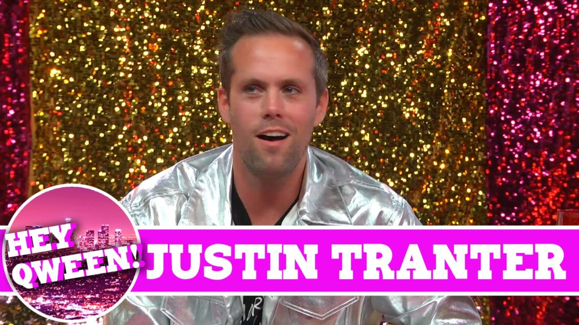 Semi Precious Weapons' Justin Tranter On Hey Qween with Jonny McGovern