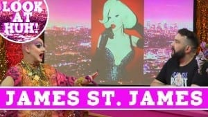 James St. James: Look at Huh SUPERSIZED Pt 1 on Hey Qween! with Jonny McGovern Photo