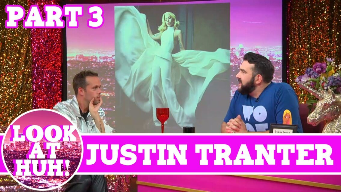 Semi Precious Weapons' Justin Tranter : Look at Huh SUPERSIZED Pt 3 on Hey Qween! with Jonny McGovern