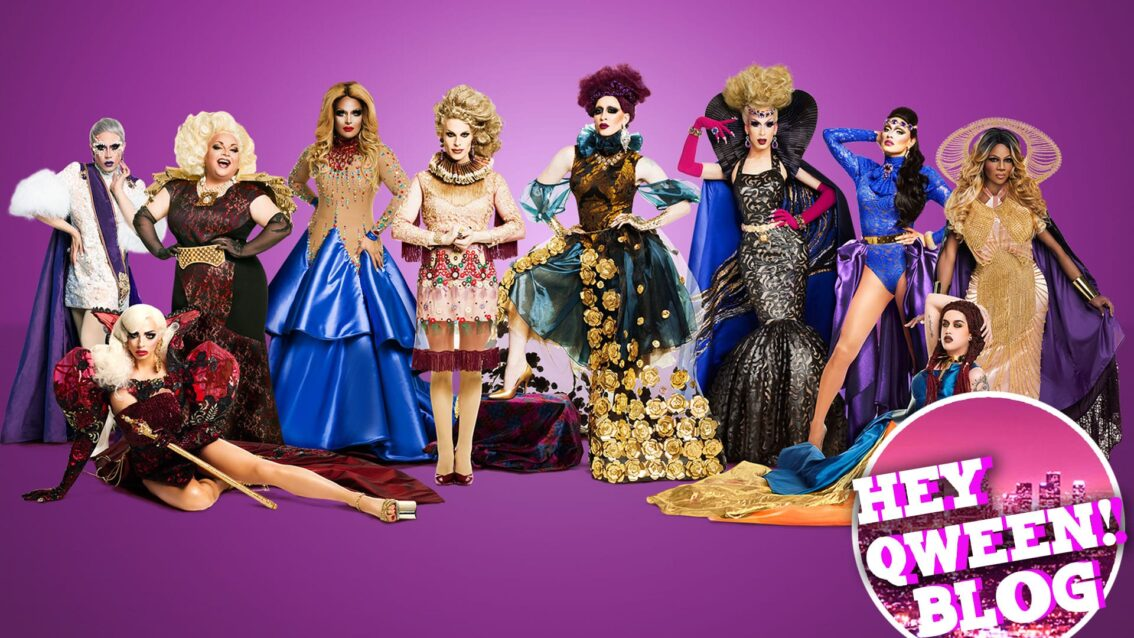 DRAG RACE ANNOUNCES CAST OF ALL STARS 2