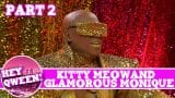 Kitty Meow on Hey Qween! LEGENDS EDITION with Jonny McGovern PT 2