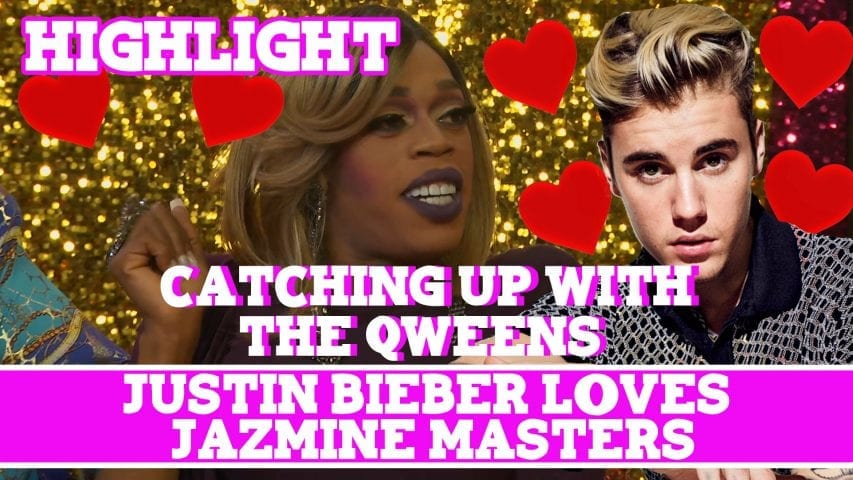 Catching Up With The Qweens! HIGHLIGHT: Justin Bieber Loves Jazmine Masters Photo
