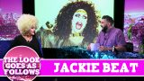 Jackie Beat THE LOOK GOES AS FOLLOWS! On Hey Qween! Season 1 with Jonny McGovern