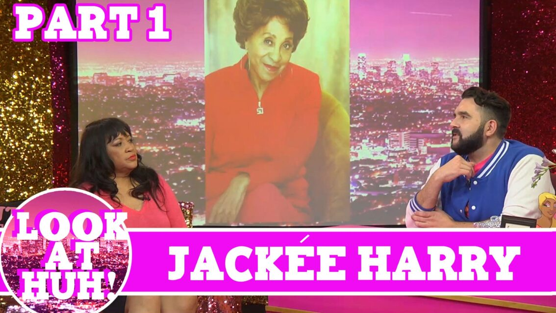 Jackee Harry LOOK AT HUH Pt 1 on Hey Qween with Jonny McGovern