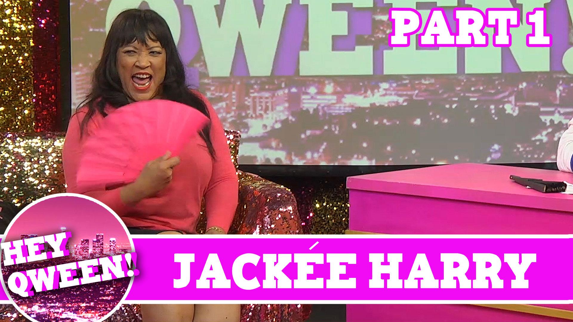 Jackee Harry UNCUT Pt1 on Hey Qween with Jonny McGovern