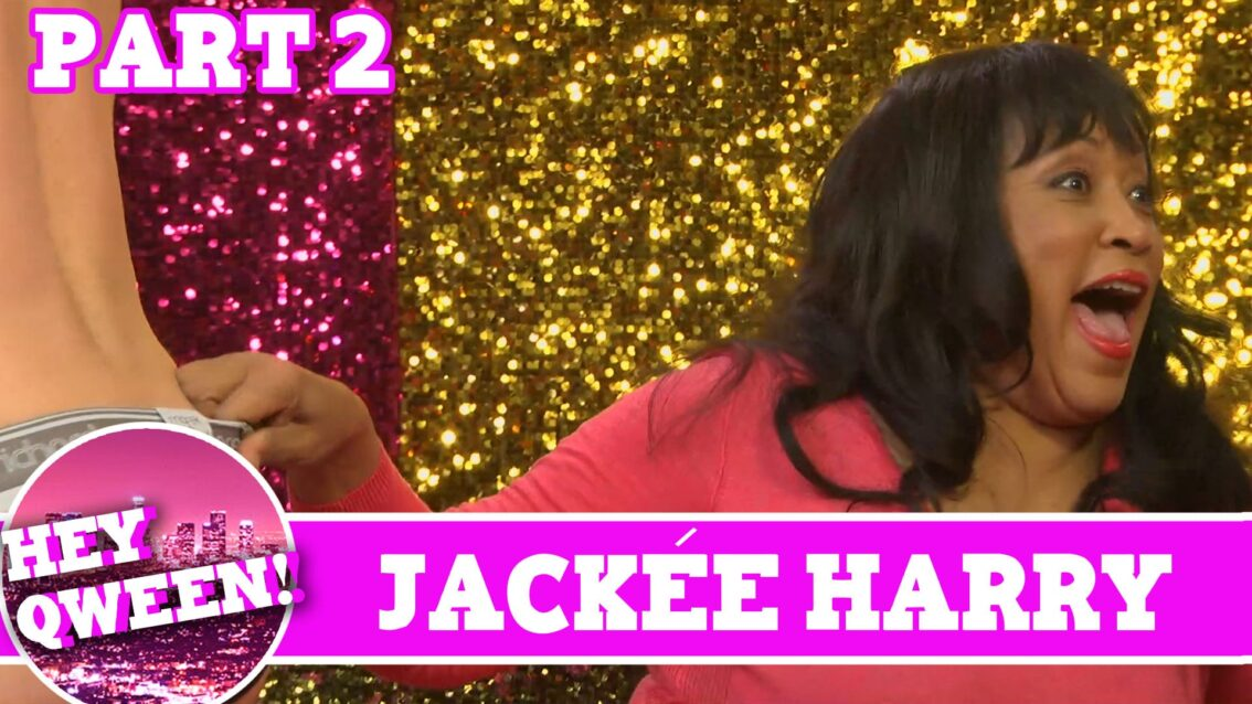 Jackee Harry UNCUT Pt2 on Hey Qween with Jonny McGovern