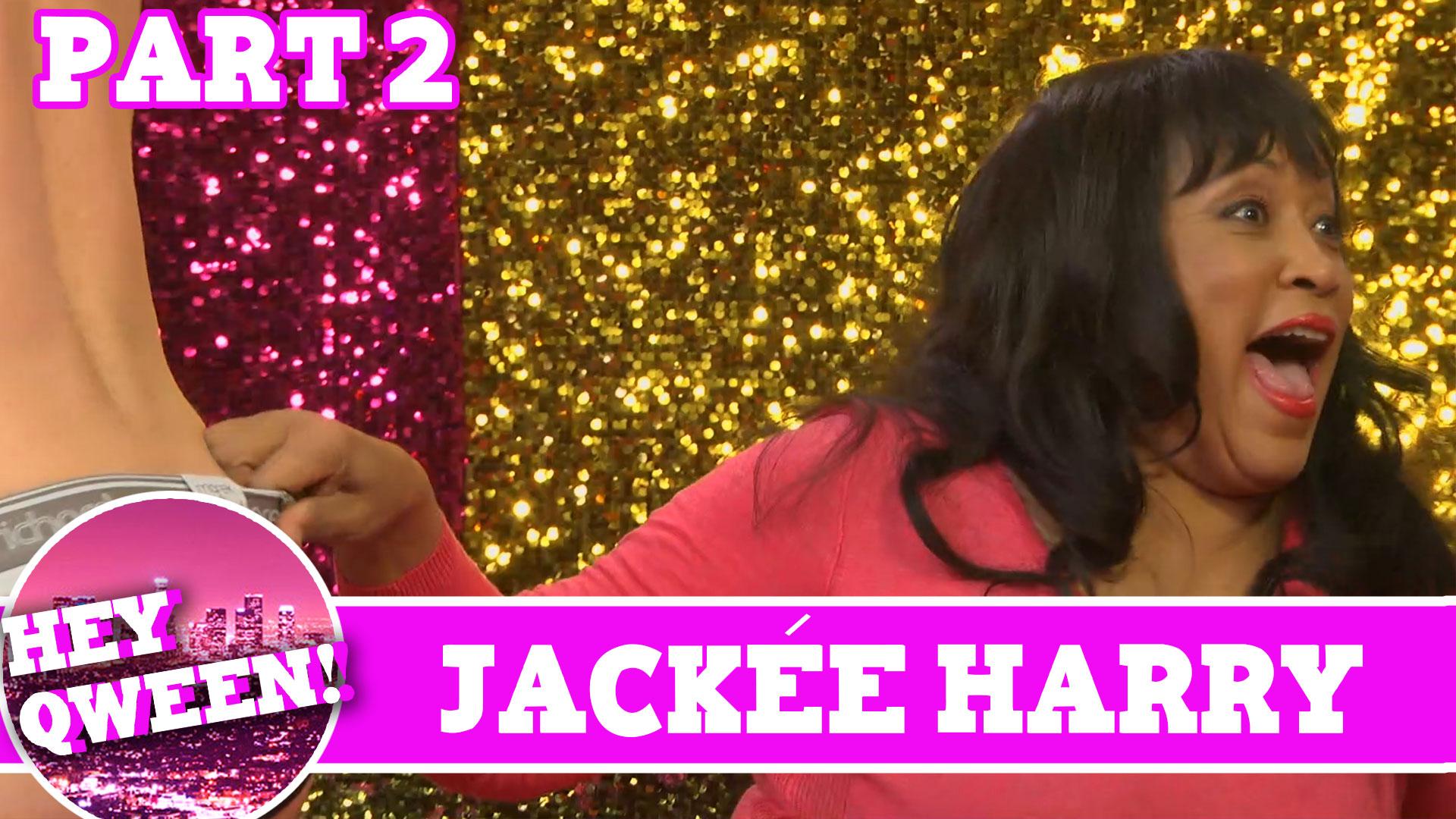 Jackee Harry UNCUT Pt2 on Hey Qween with Jonny McGovern