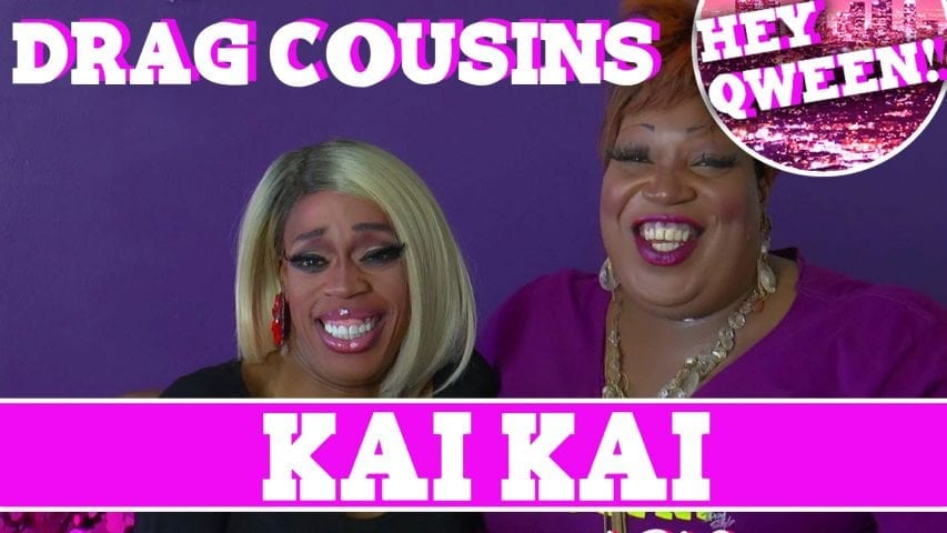 Drag Cousins: Kai Kai with RuPaul's Drag Race Star Jasmine Masters & Lady Red Couture: Episode 5 Photo