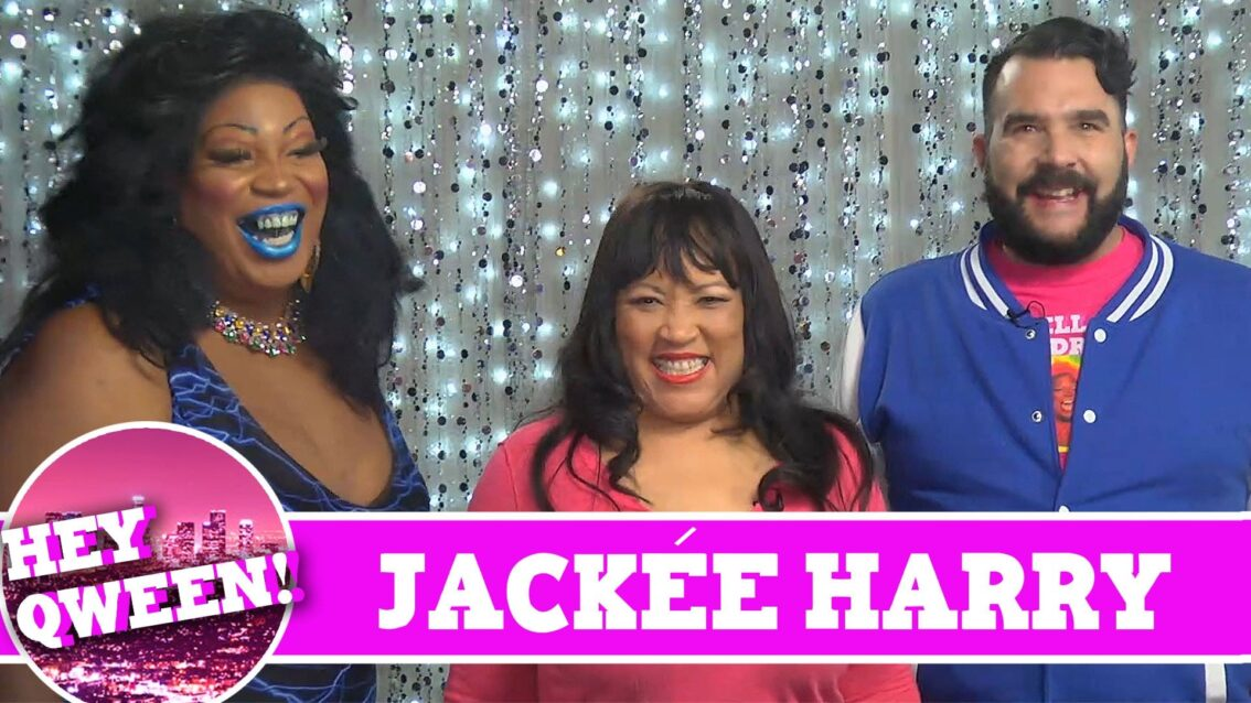 Jackée Harry On Hey Qween with Jonny McGovern! PROMO