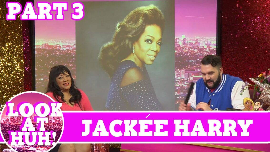 Jackee Harry LOOK AT HUH Pt 3 on Hey Qween with Jonny McGovern