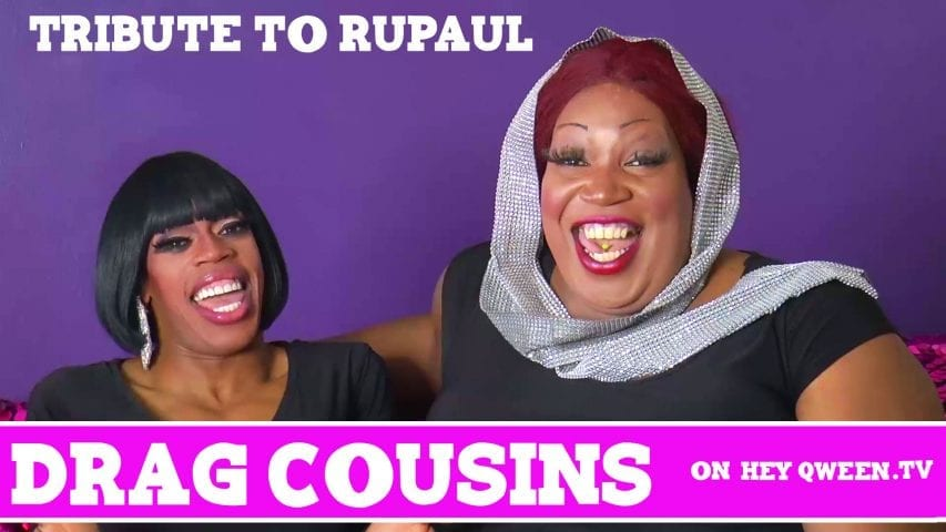 Drag Cousins: Tribute to RuPaul: with Jasmine Masters & Lady Red Couture: Episode 11 Photo