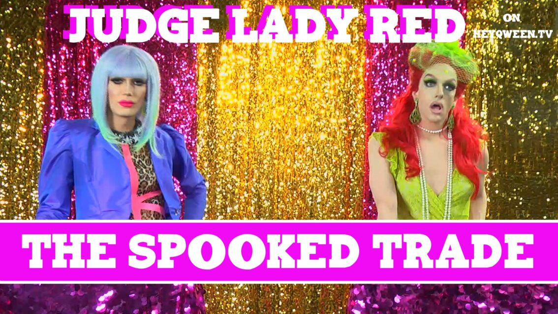 Judge Lady Red: Shade or No Shade S2E6 : The Case Of The Spooked Trade