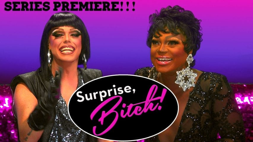Surprise, Bitch! With Morgan McMichaels & Mayhem Miller: S1E1 Ugliest Hookup Photo
