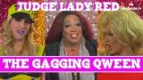 Judge Lady Red: Shade or No Shade S2E4: Case of The Gagging Qween