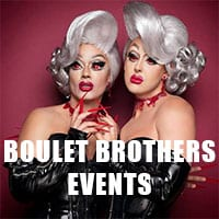 Boulet Brothers Events