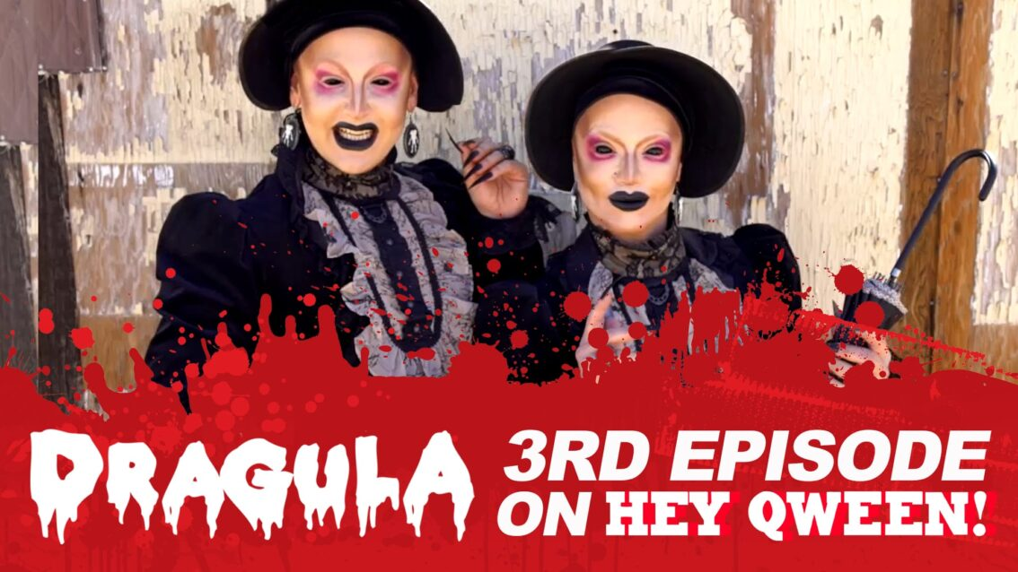 """Third Episode of """"The Boulet Brothers' DRAGULA: Search for the World's First Drag Supermonster""""!"""