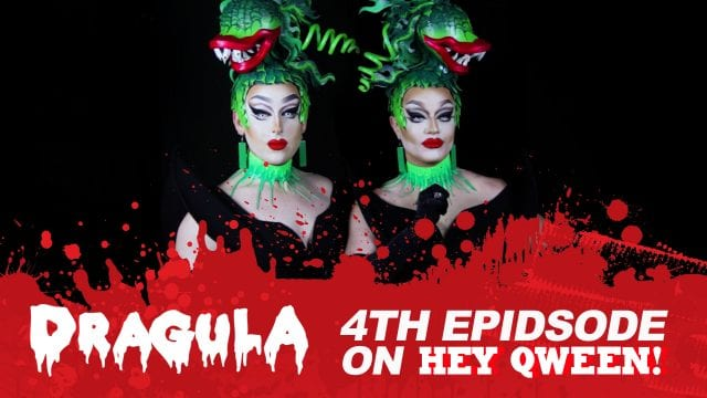 """The Boulet Brothers' DRAGULA: Episode 4: Search for the World's First Drag Supermonster""""!"""