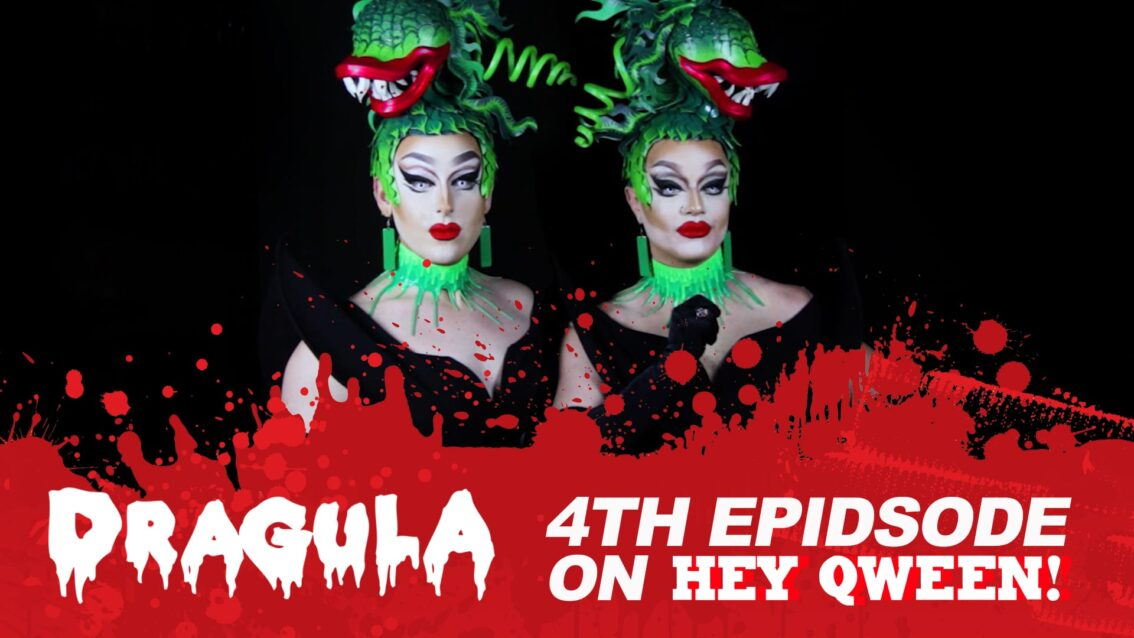 "The Boulet Brothers' DRAGULA: Episode 4: Search for the World's First Drag Supermonster""!"