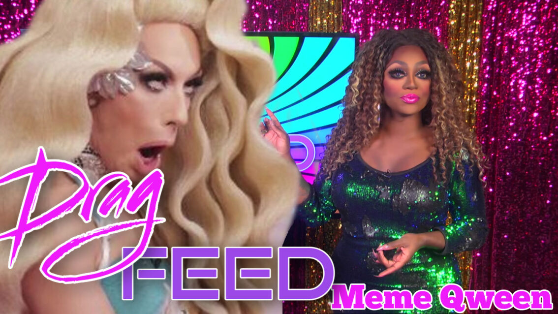 "ALASKA THUNDERFUCK ""Meme Qween"" with Mayhem Miller