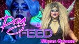 "Frankie Doom ""Meme Qween"" | Drag Feed"