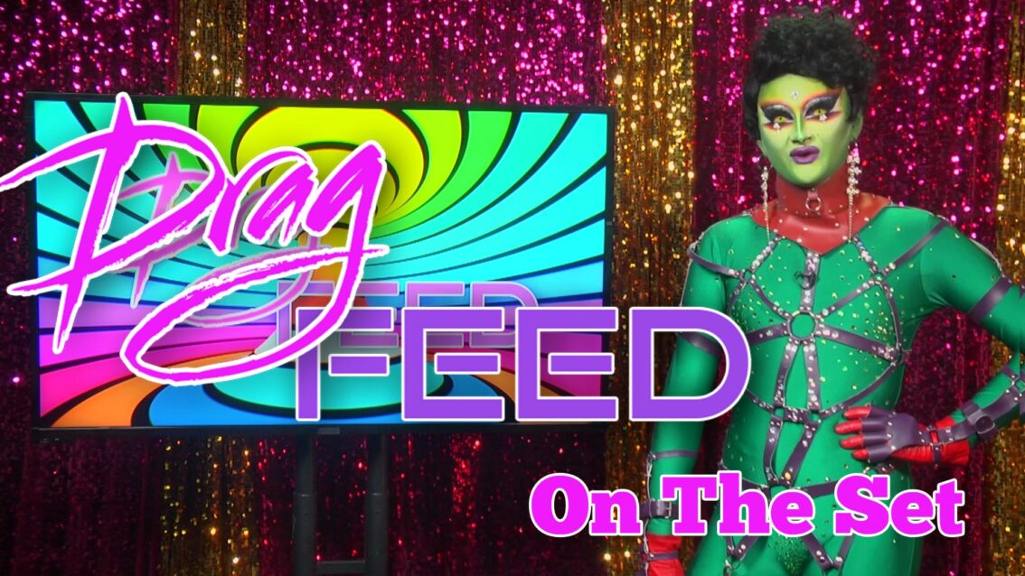 "Jonny's Best Musical Moments: Loris ""On The Set"" on Drag Feed"