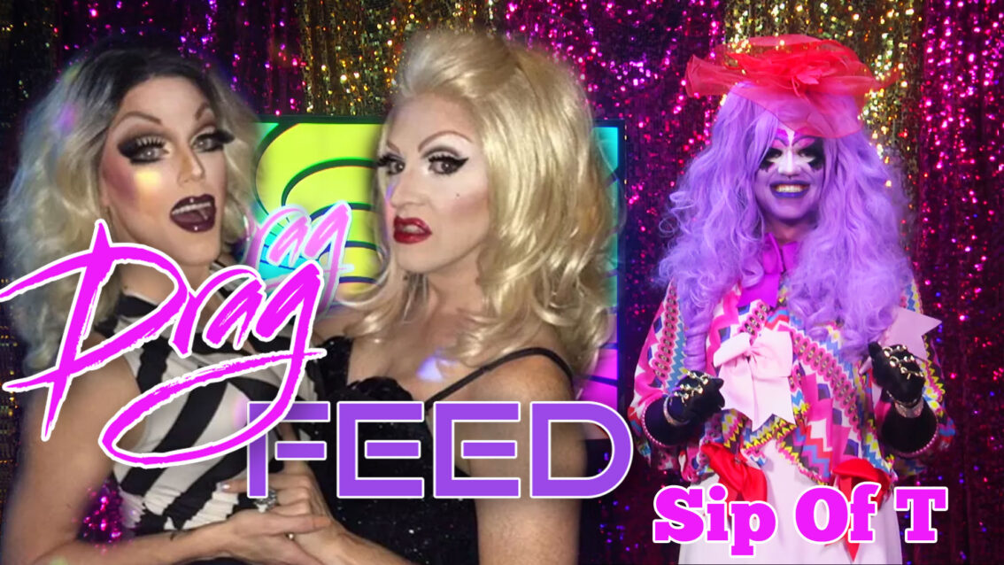 "Pandora Boxx VS Morgan McMichael's: Juana Smoke ""Sip of T"" 