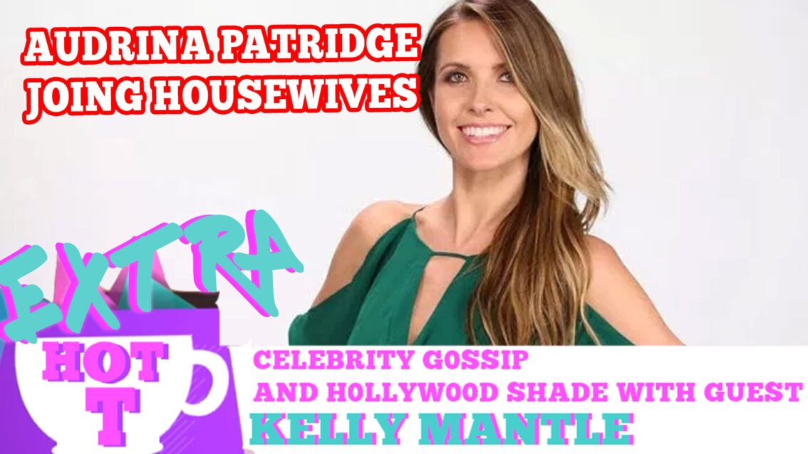 Audrina Patridge on The Real Housewives of Orange County on Extra HOT T