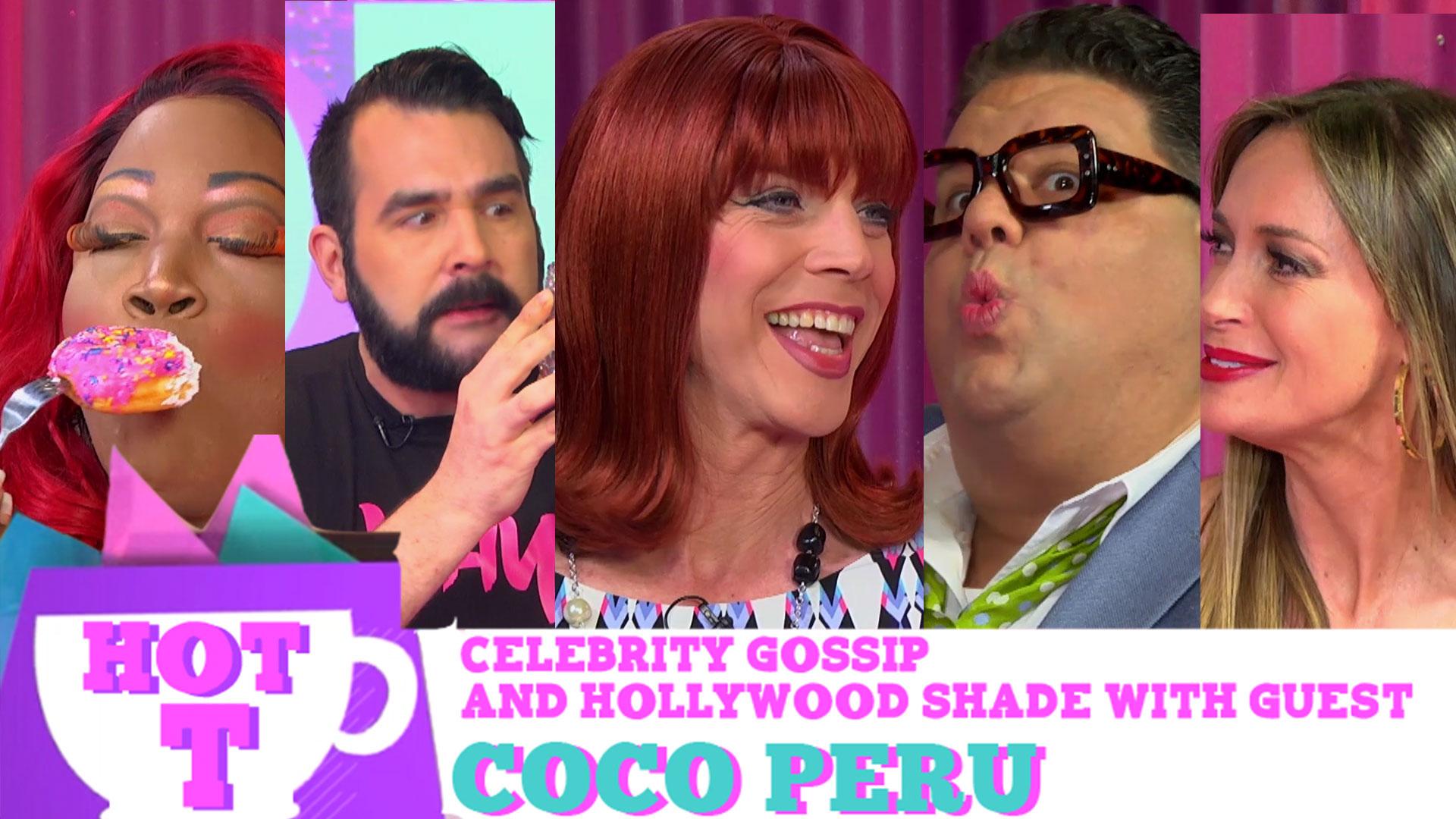 Coco Peru on HOT T! S3E3