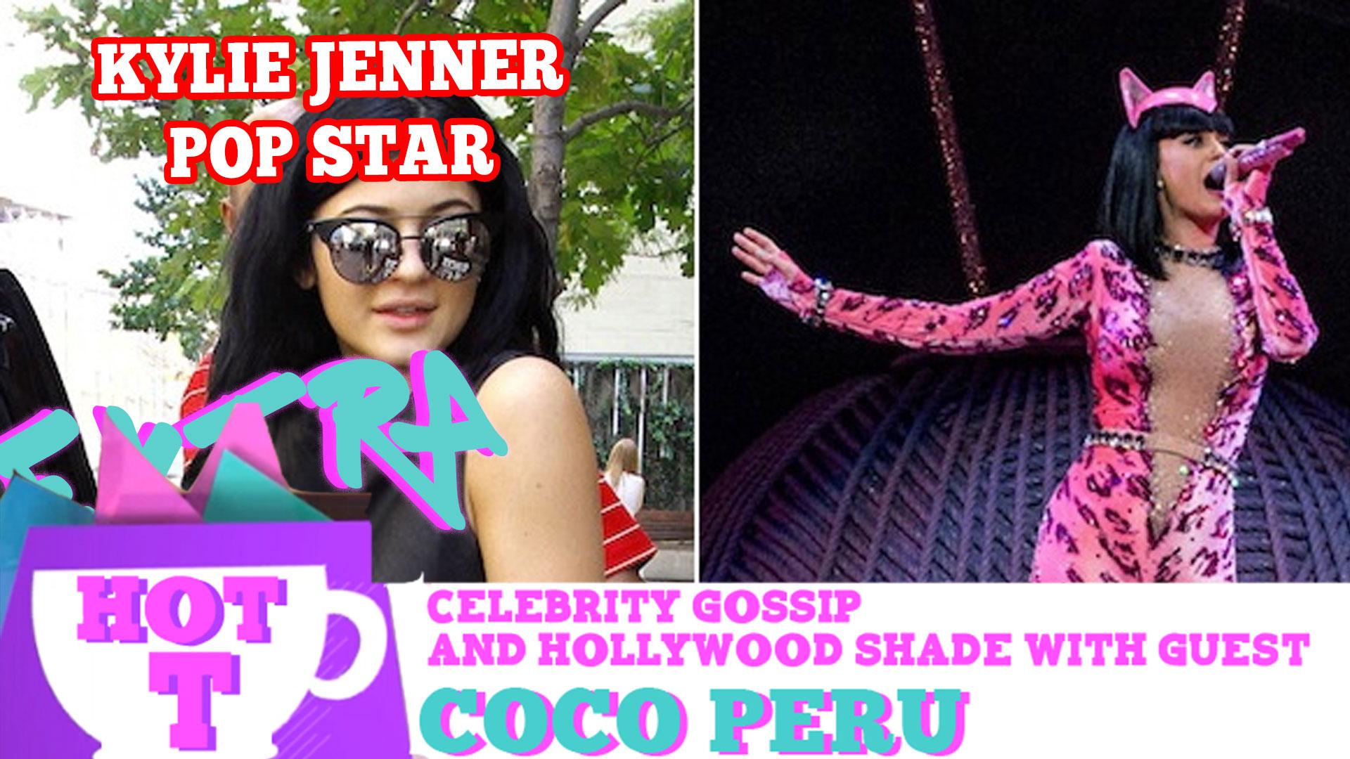 Kylie Jenner AMERICA'S NEXT POPSTAR: Extra Hot T