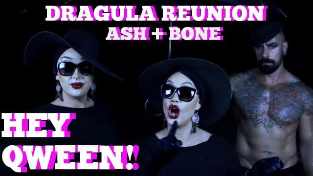 Hey Qween! BONUS: Boulet Brothers Talk About Ash & BONE