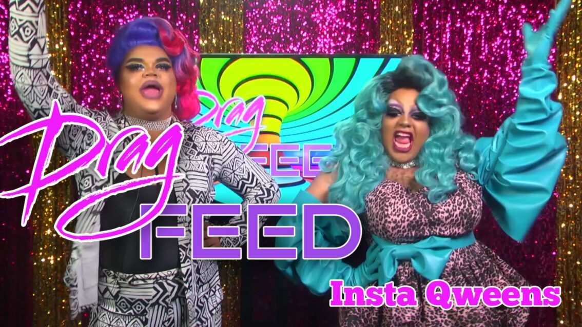 "RUPAUL'S DRAG RACE SEASON 9 Premiere! with KANDY MUSE and MEATBALL""Insta Qweens"" 