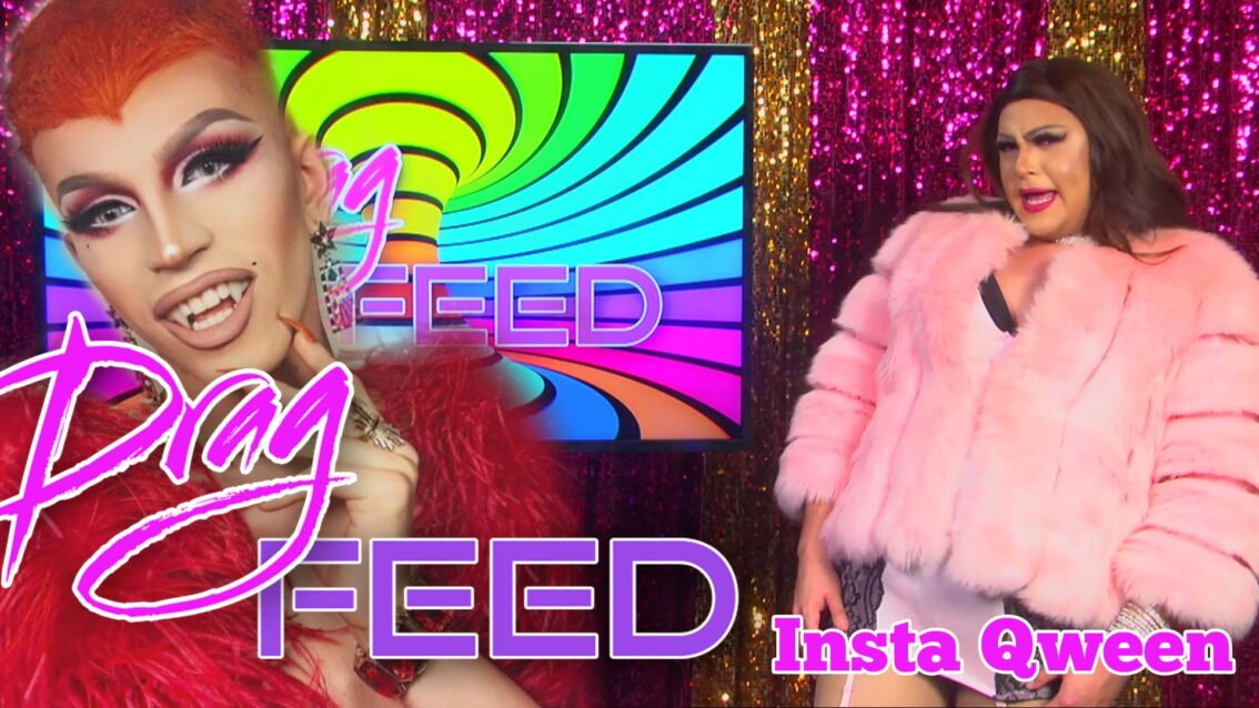 """Aquaria, Valora Von Tease and MORE! """"INSTA QWEENS"""" with Chloe Darling 