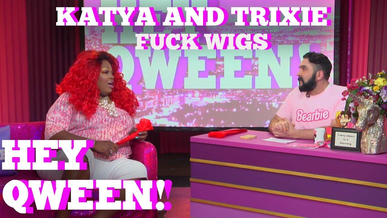 Hey Qween! BONUS: Lady Red's Fuck Wig
