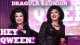 The Boulet Brothers DRAGULA Reunion on Hey Qween! Pt 1
