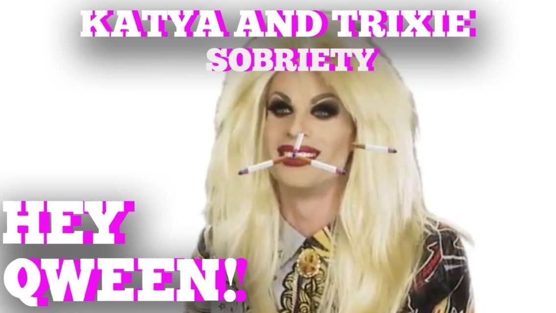Katya's Sobriety Struggle! Hey Qween! Highlight!