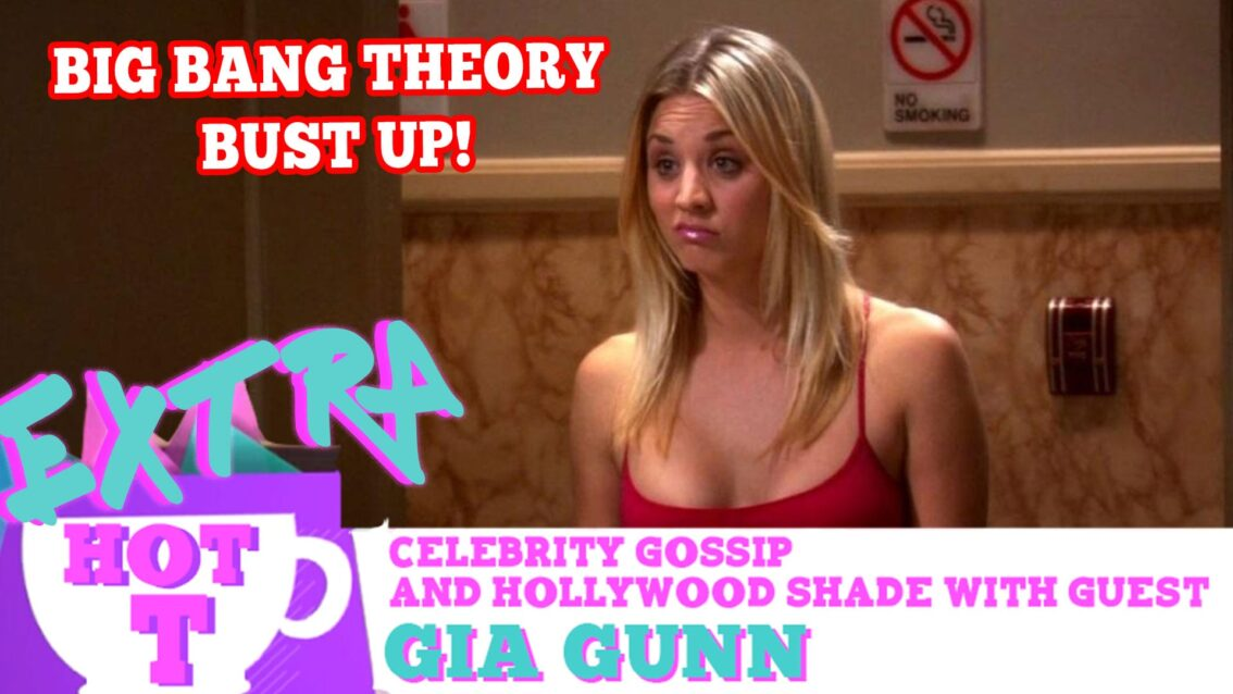 Big Bang Theory Bust Up! :Extra Hot T