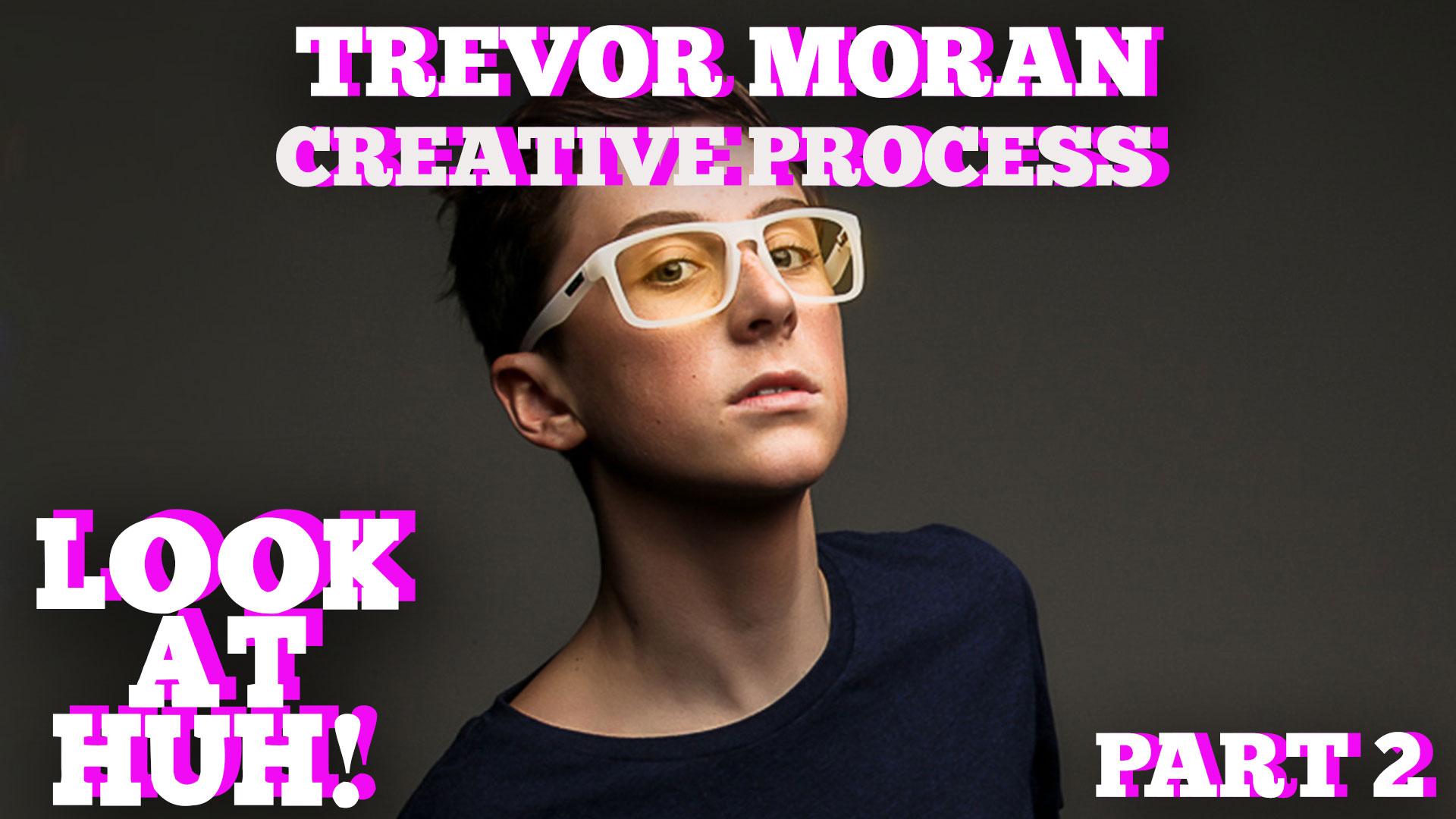 Hey Qween! BONUS: Trevor Moran On His Creative Process